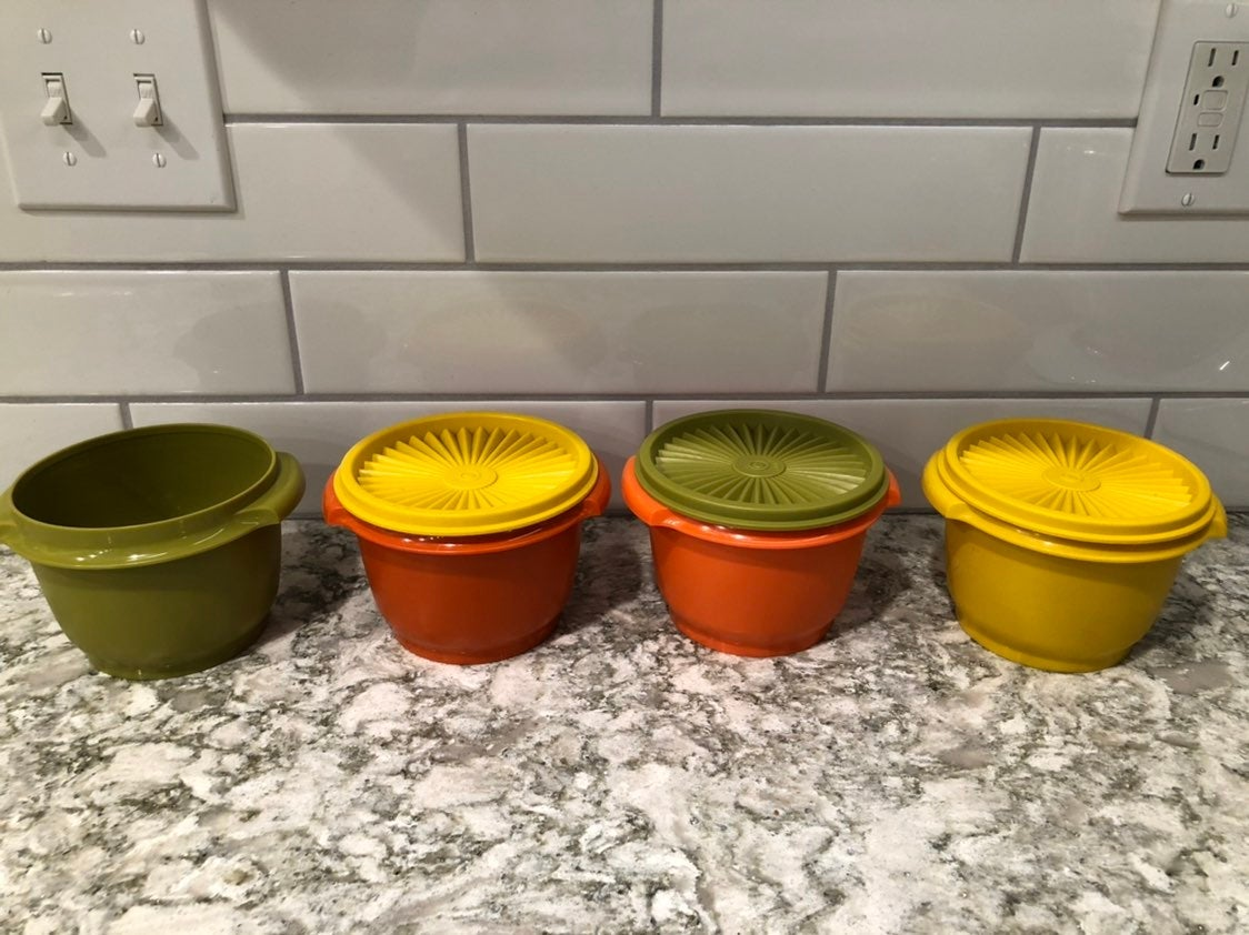 Vintage Tupperware Lot