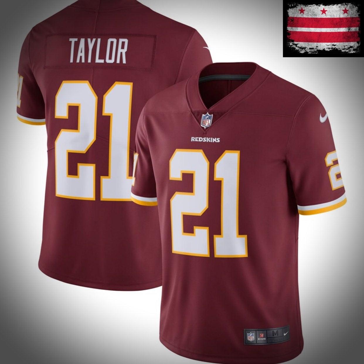 Sean Taylor Jersey Washington Redskins