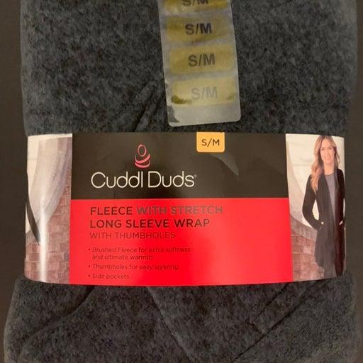 Cudfl Duds Fleece Long Sleeve Wrap S/M