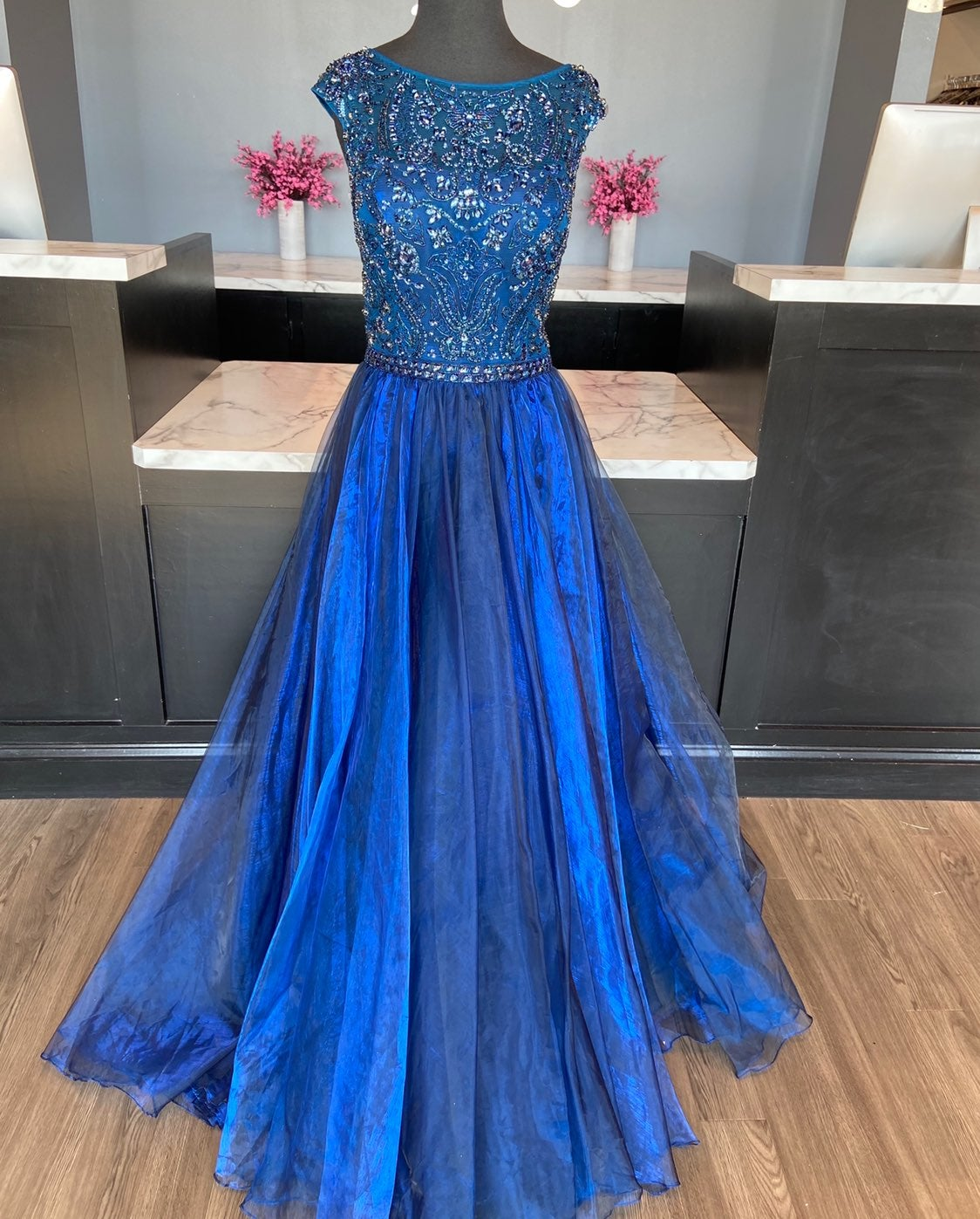 NWT Sherri Hill Dress