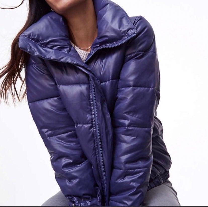 Loft Puffer Winter Jacket