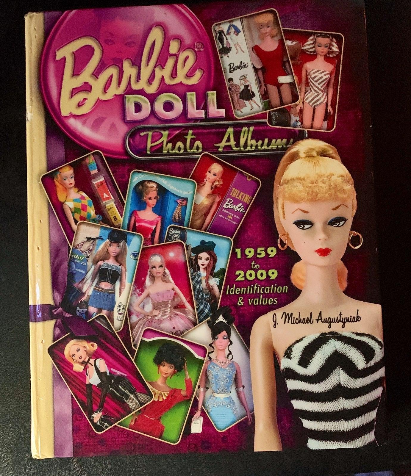 Barbie Doll Photo Album 1959 to 2009 Il