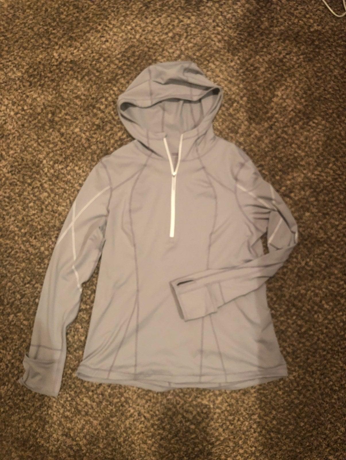 zella NWOT hooded top