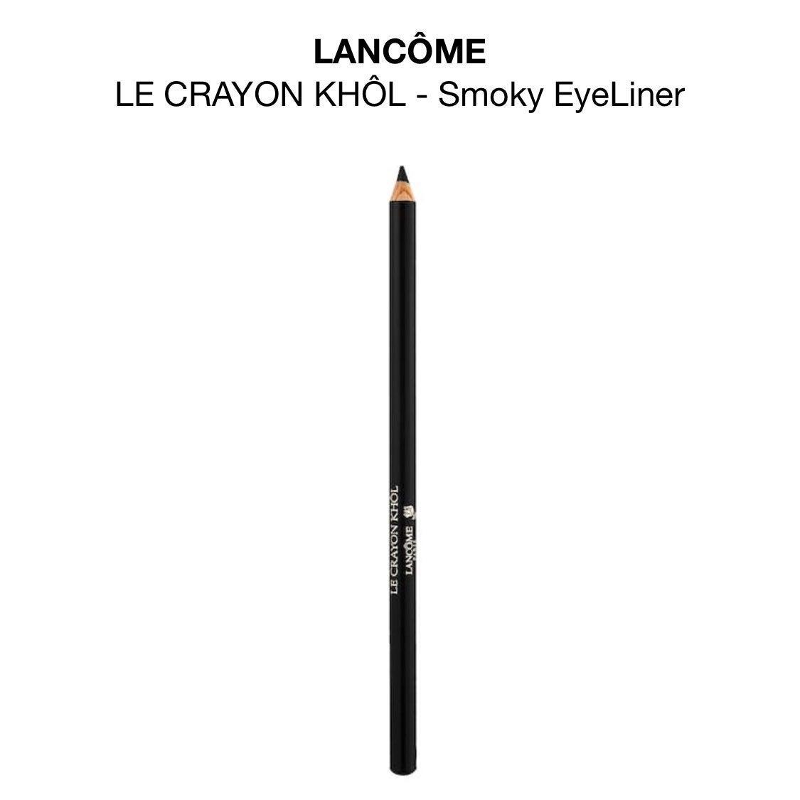 Lancome Le Crayon Khôl Eyeliner Pencil