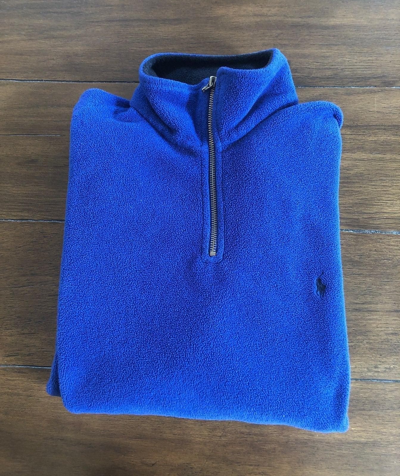Polo Ralph Lauren Men L Fleece
