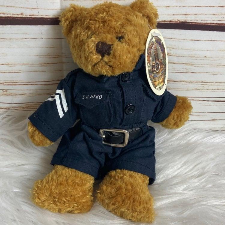 LAPD cop Bear vintage