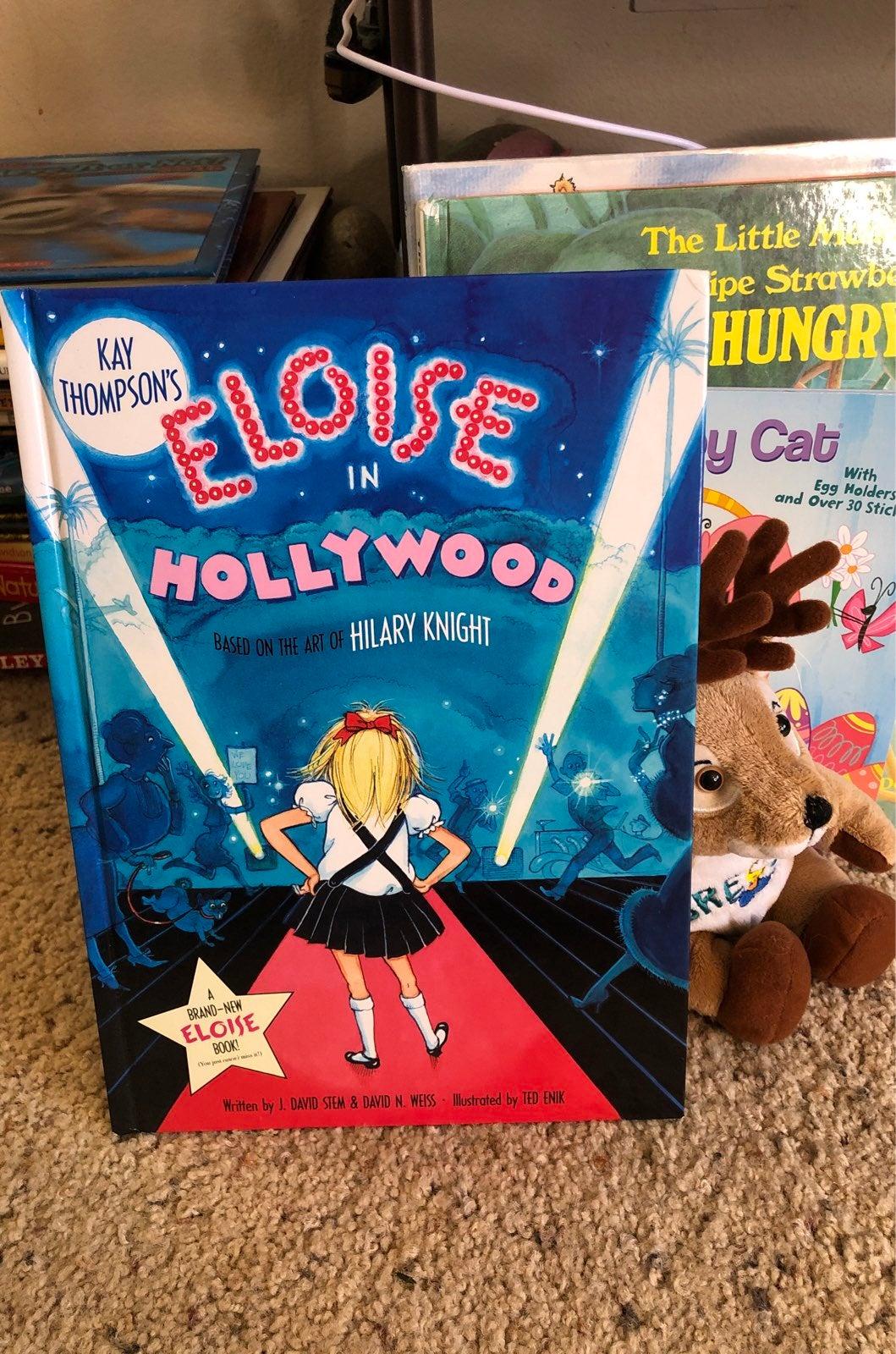 Eloise in hollywood book thompson