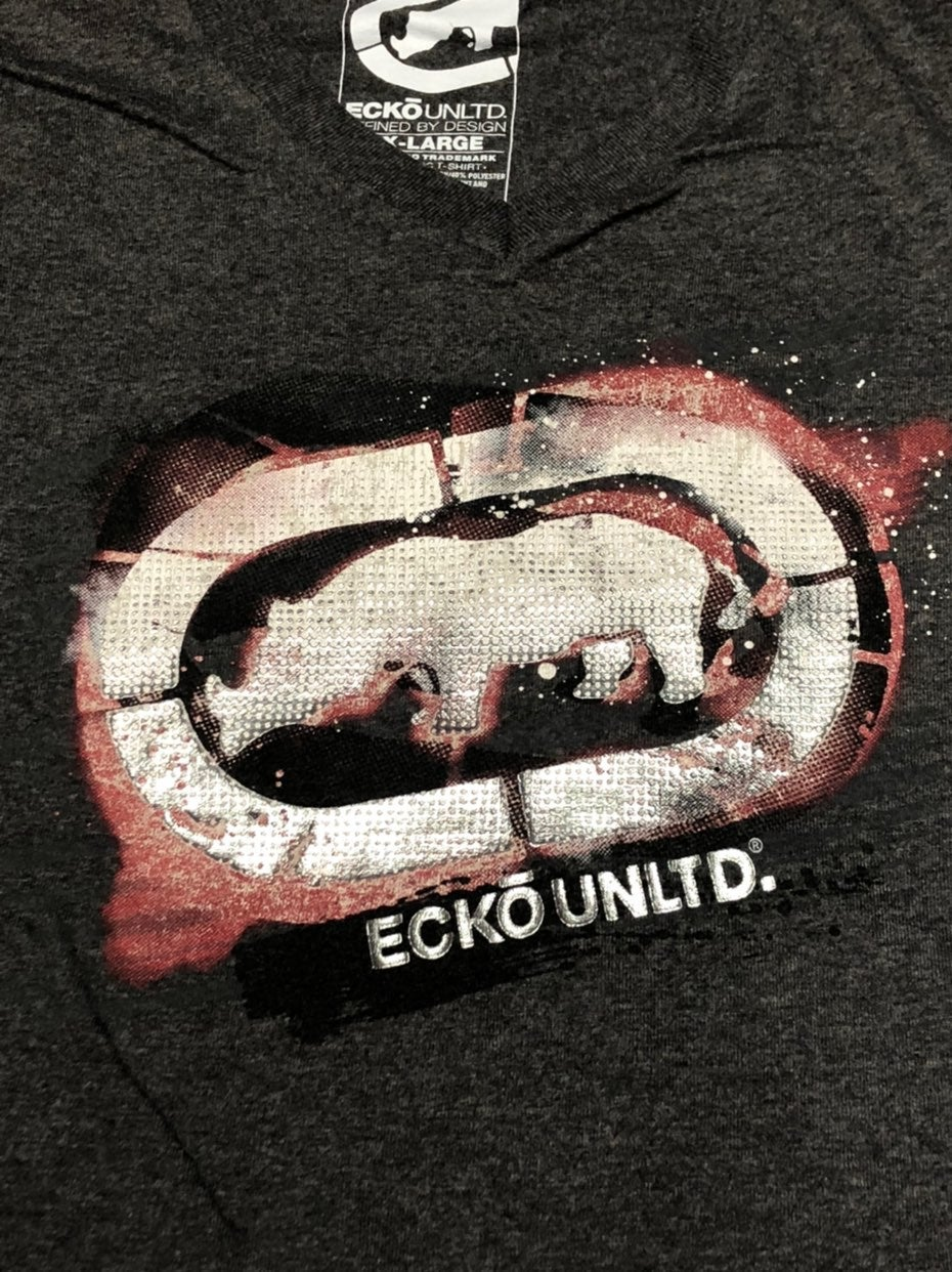 Ecko Unltd Shirt 2XL Adult