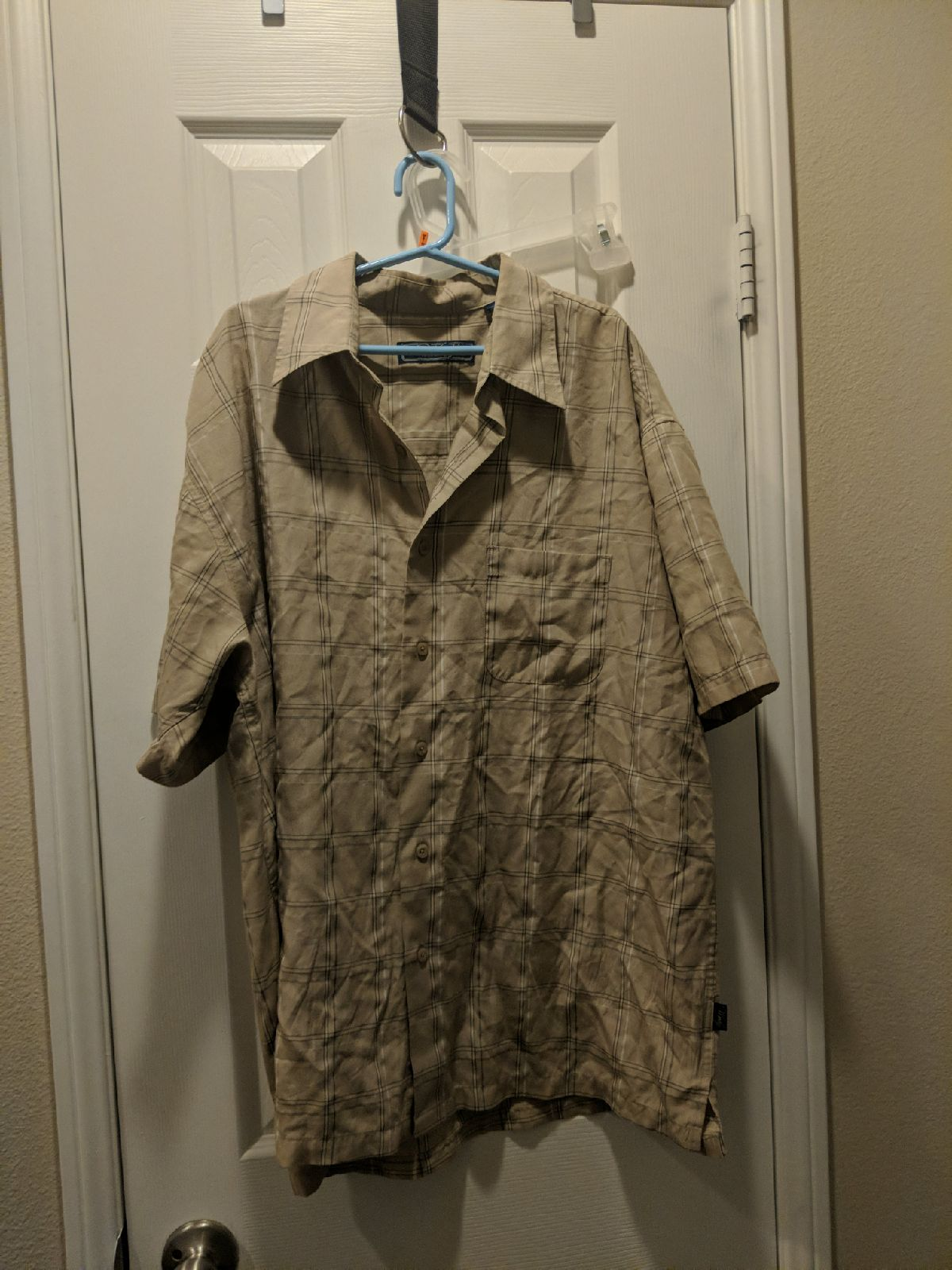 Woody's retro Lounge button-up shirt