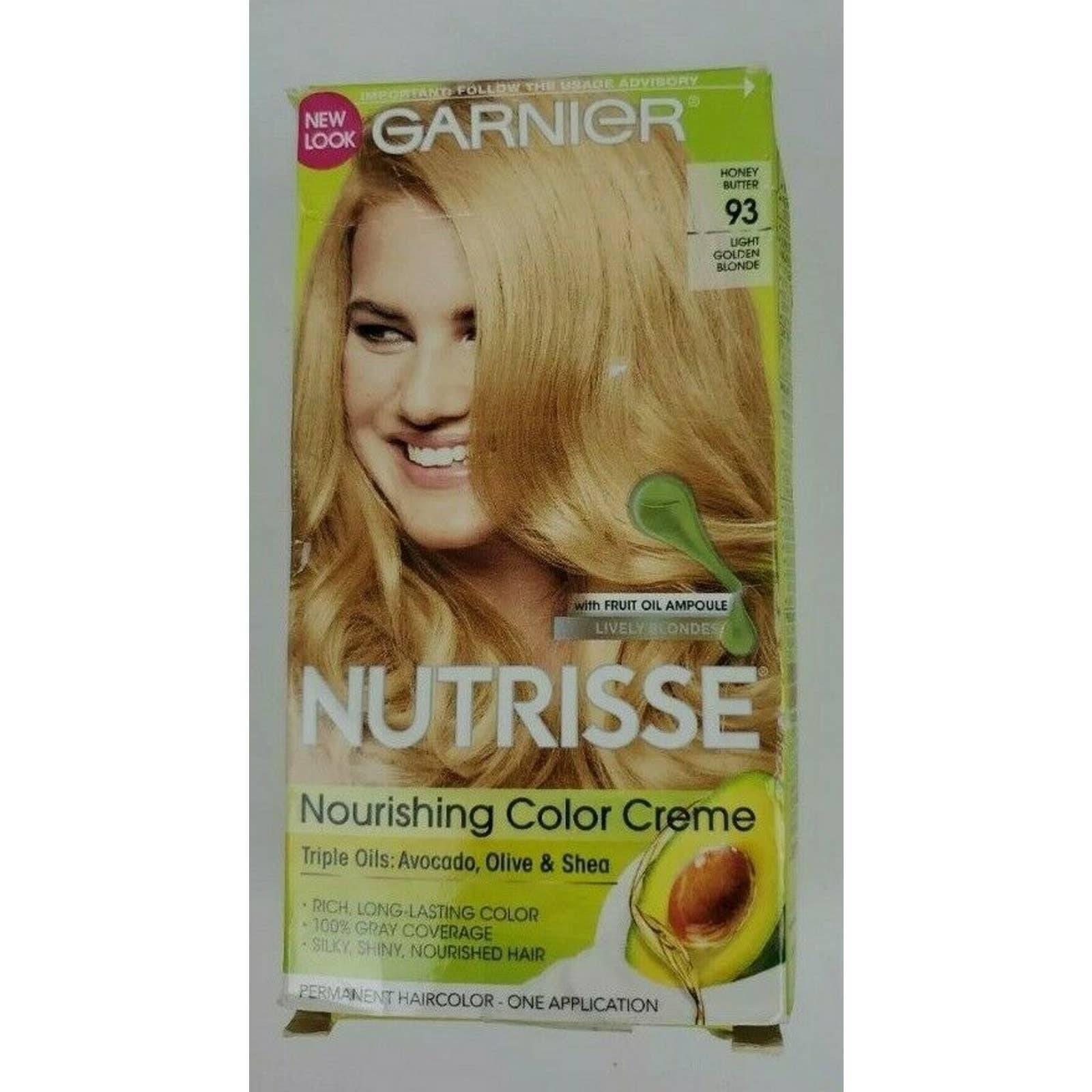 Garnier Nutrisse Nourishing Hair Color