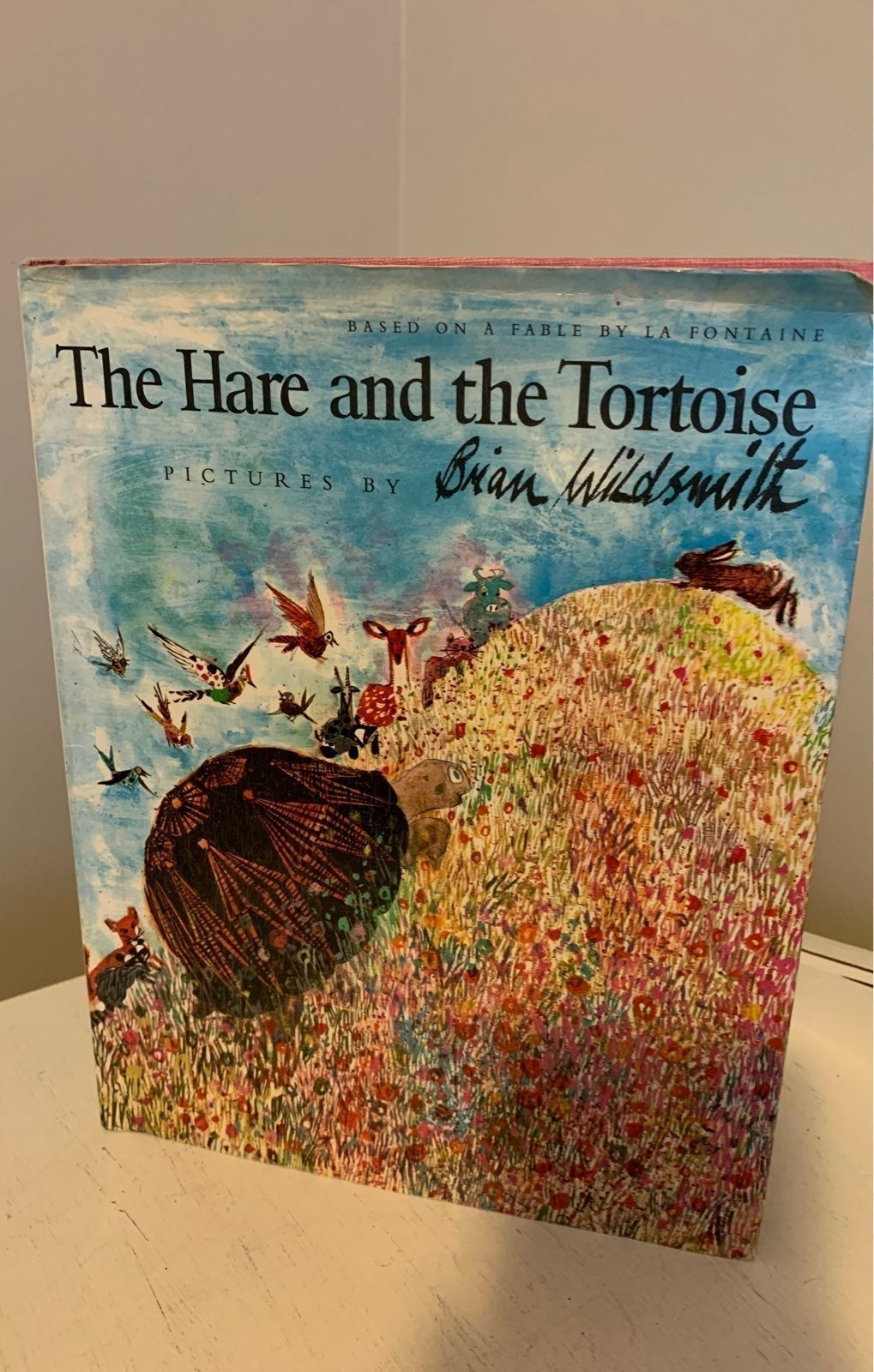 1969 The Hare and the Tortoise (Rare boo