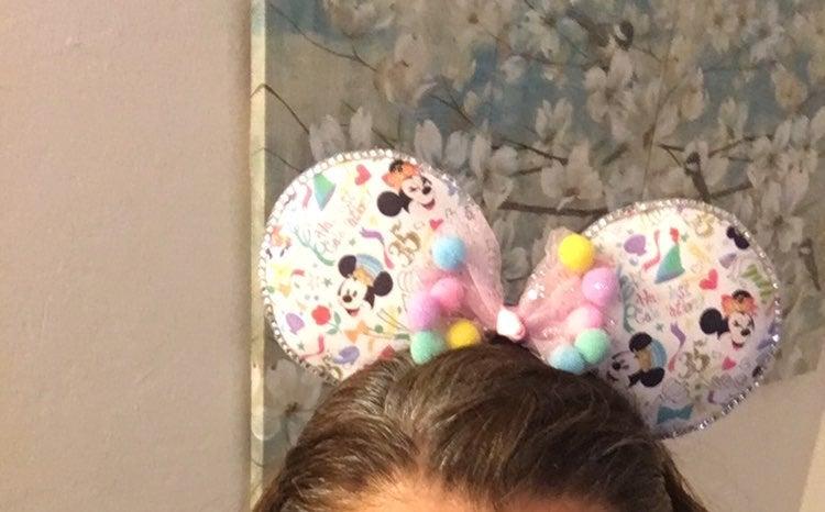 Handmade beutiful ears