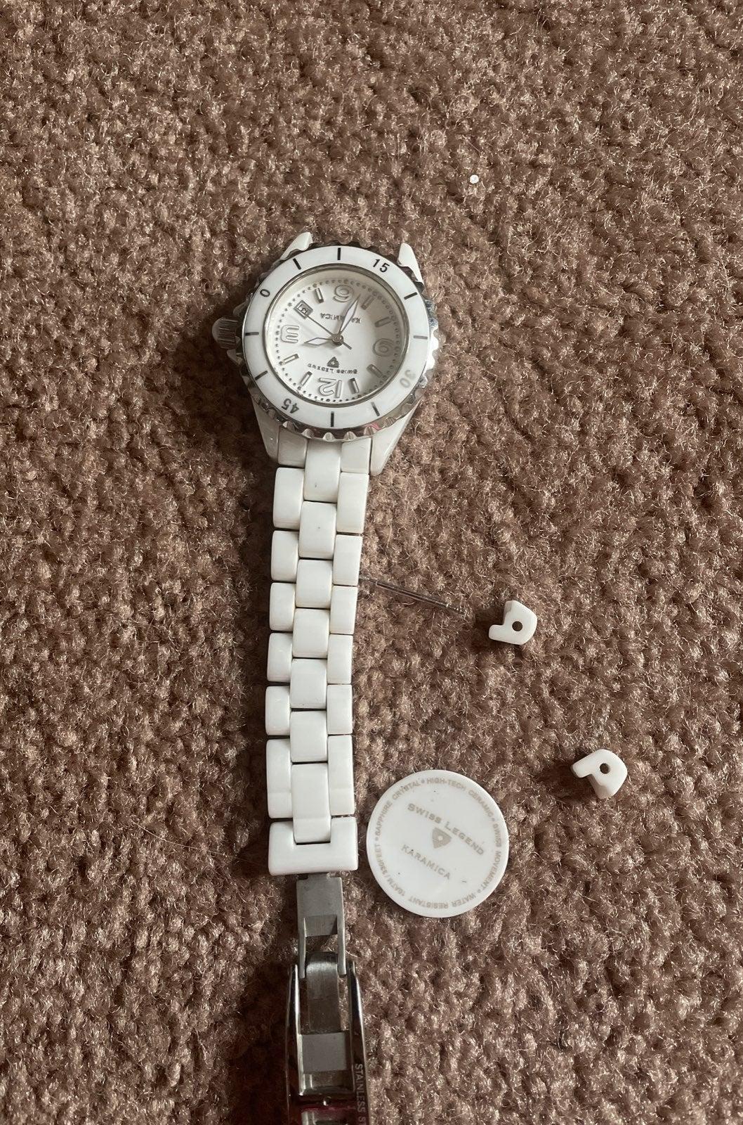 Swiss legend karamica watch