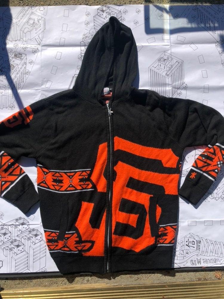 San Francisco Giants klew hoodie