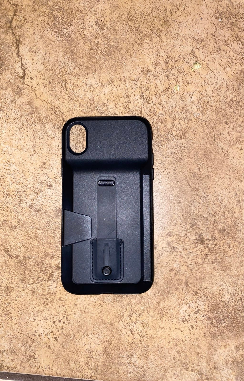Black Iphone XR Case