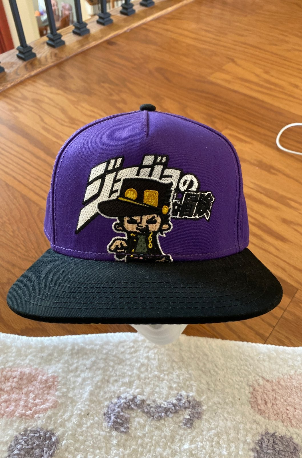 Jojo's Bizzare Adventure Snapback Hat
