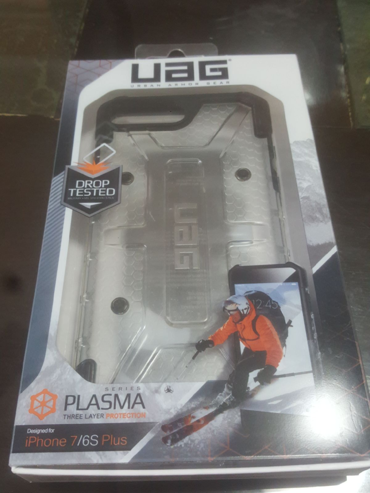 UAG Iphone 7/6s plus case