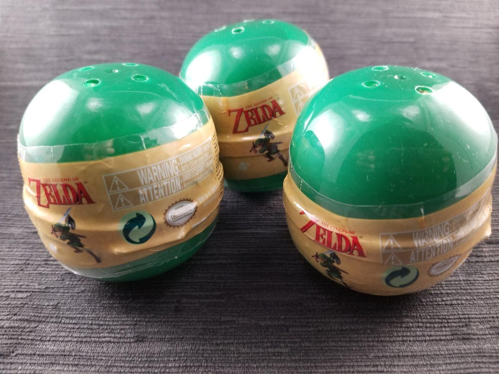 3x Legend of Zelda Pendants Blind Balls