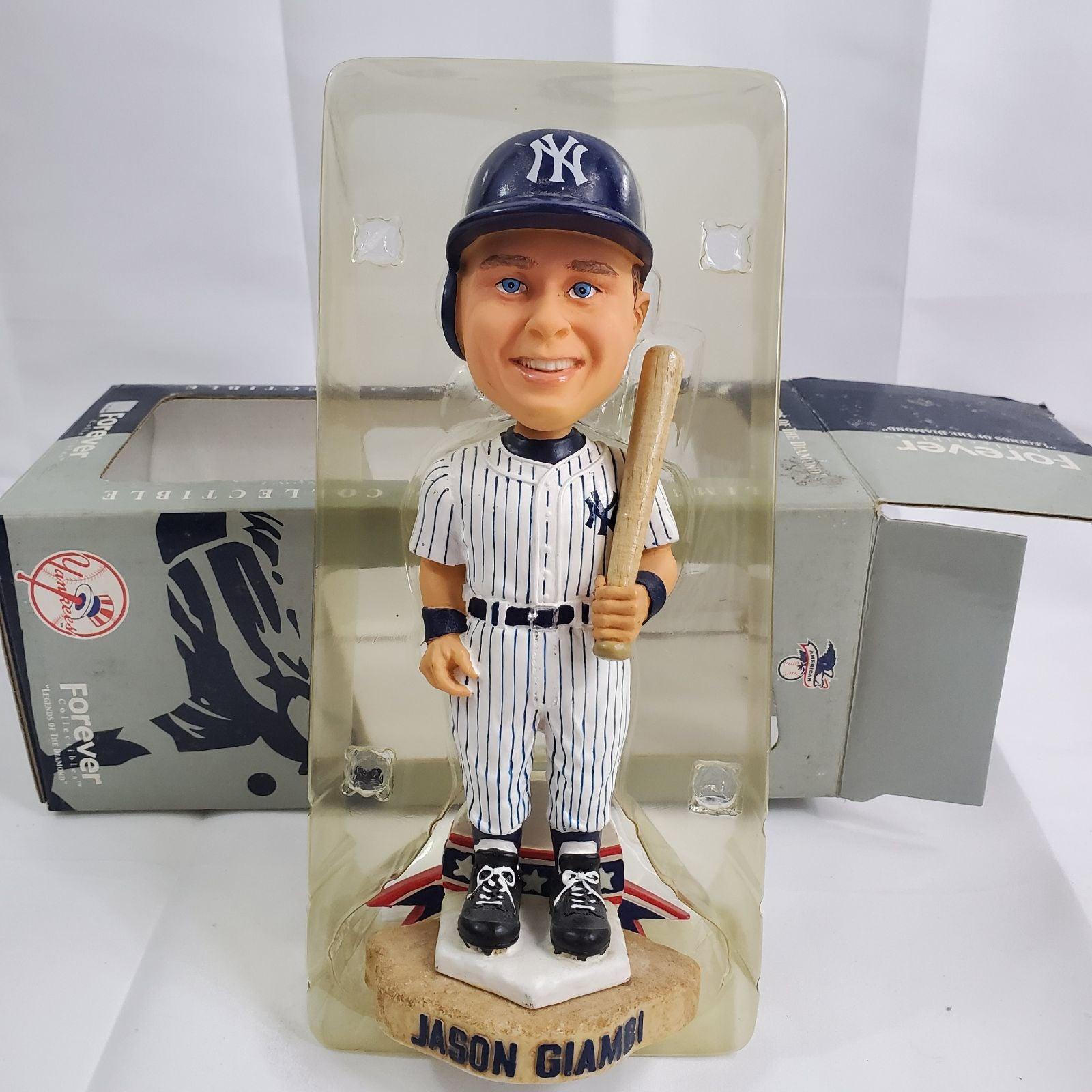 VTG Giambi Forever Bobblehead Yankees