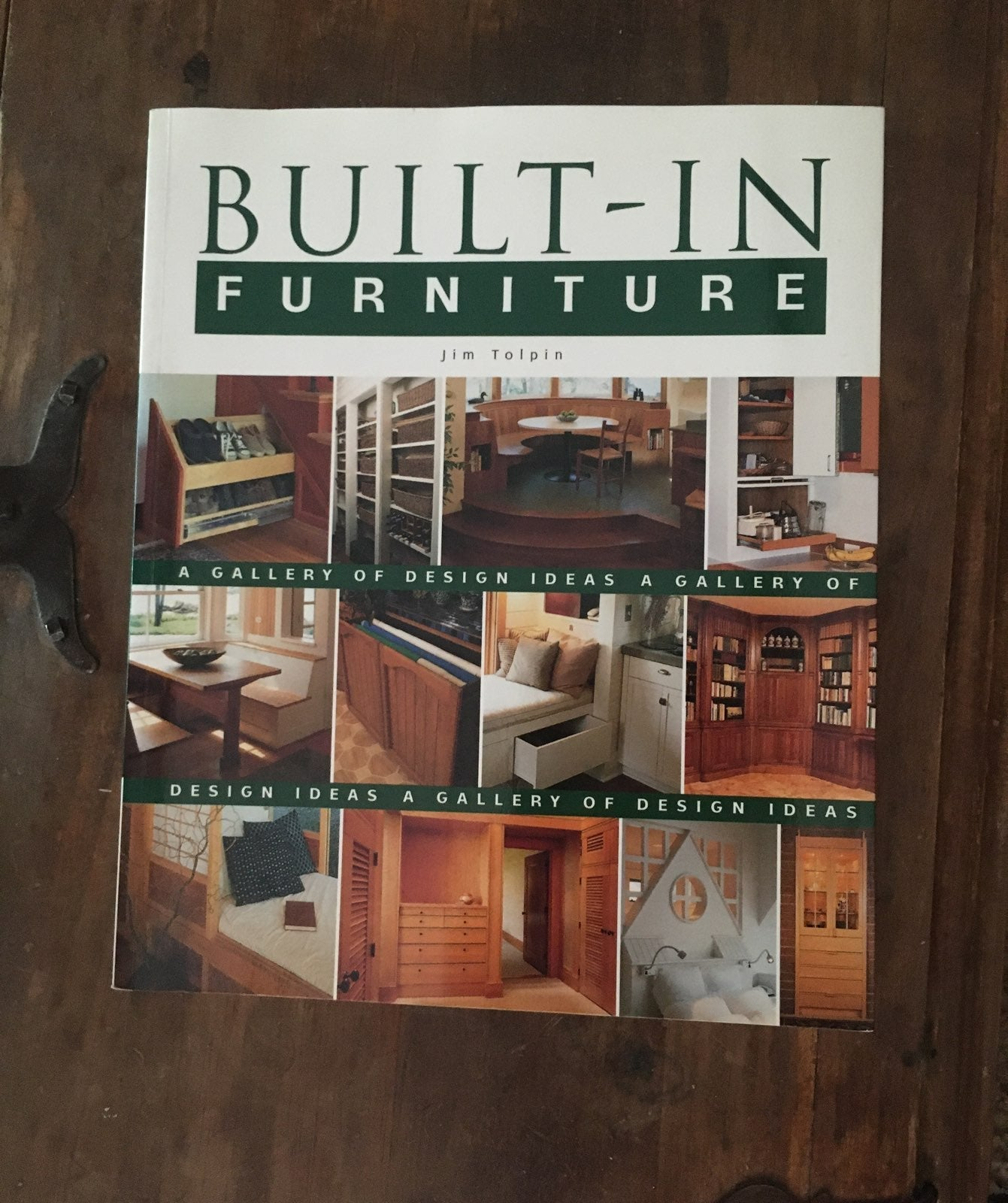 Built in furniture book