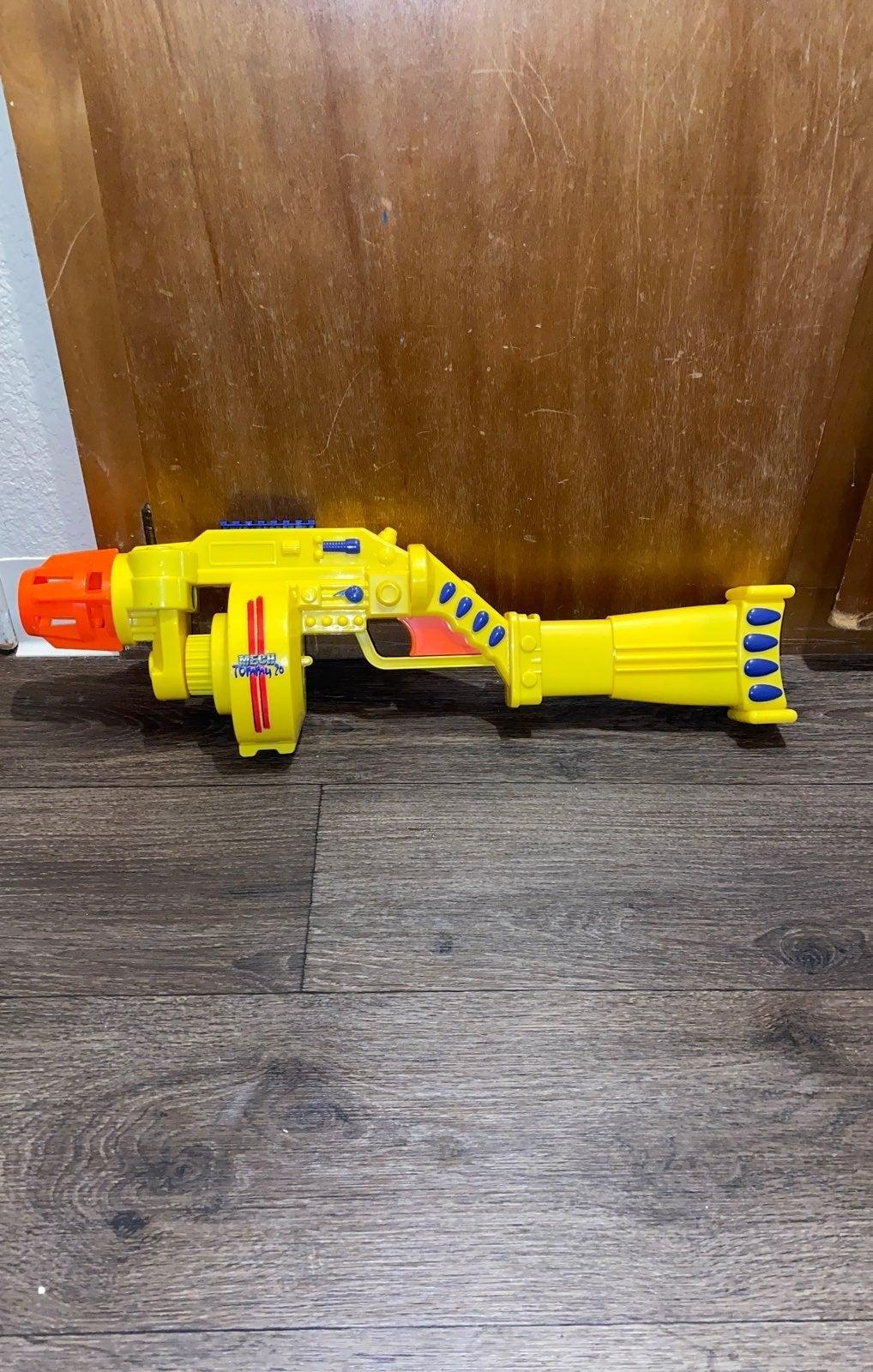 Mech Tommy 20 Blaster