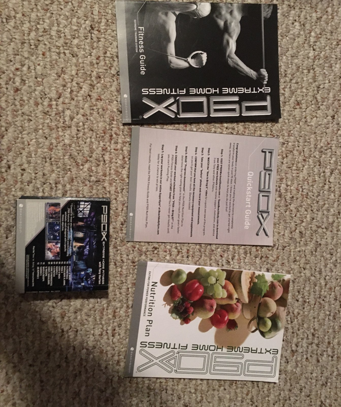 P90x Home Fitness