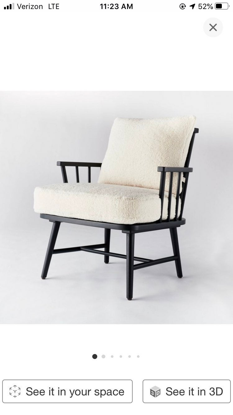 Studio McGee Accent Chair