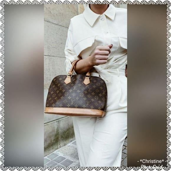 Louis Vuitton Alma PM Satchel