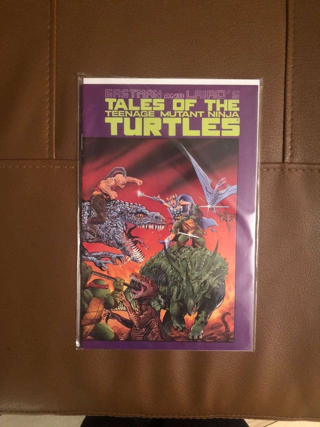 Teenage Mutant Ninja Turtles 7 Mirage