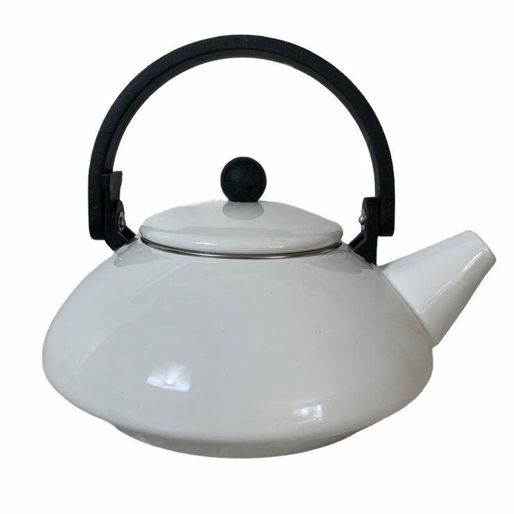 Le Creuset Zen Tea Kettle White NO WHIST