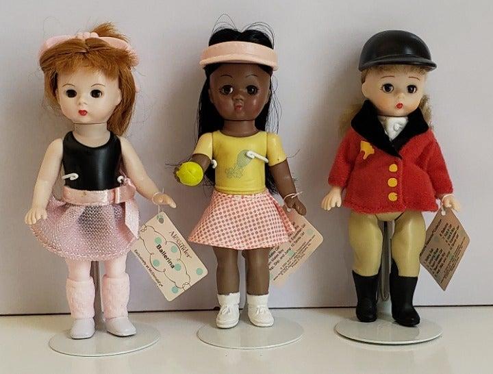 Madema Alexander McDonald's Mini Dolls