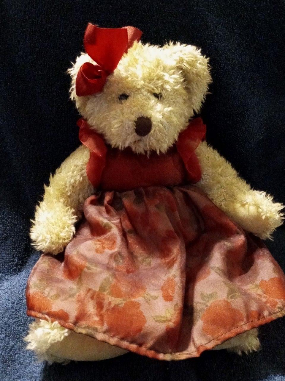 Russ Berrie Claudette Bear