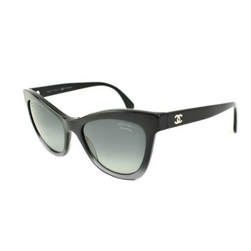CHANEL Black Ombre CC Sunglasses (me)