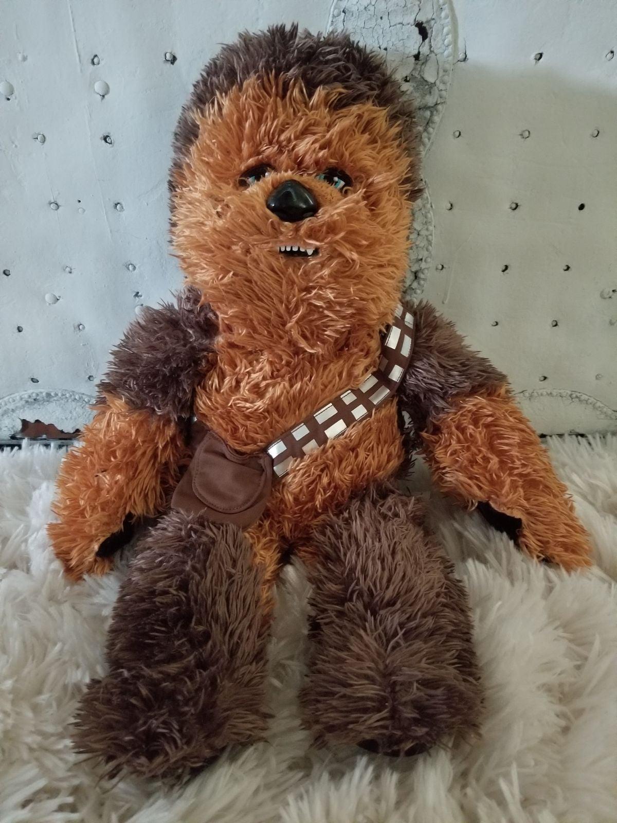 Build a bear chewbacca star wars
