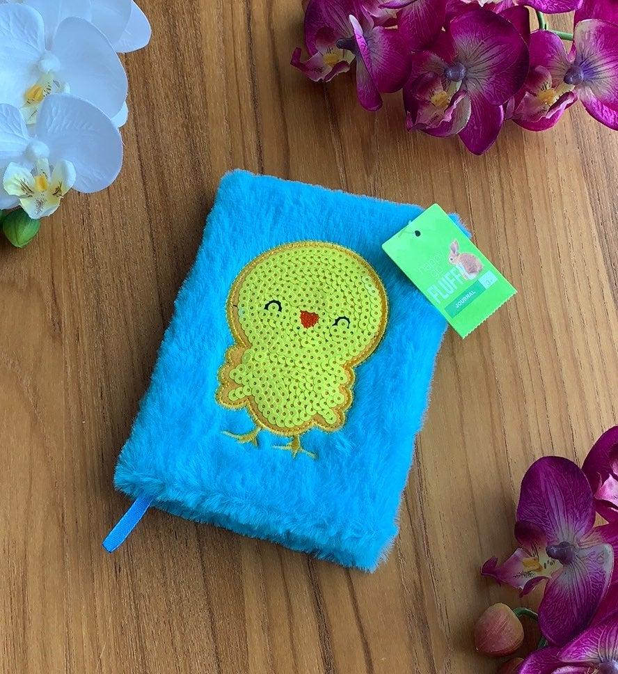 Fluffy Easter Journal