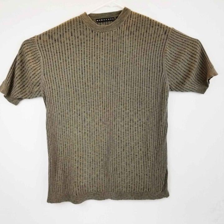 Baracuta Men's 100% Silk Sweater Size XL