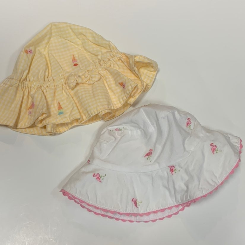 Gymboree Baby Girl Sunhat Bundle