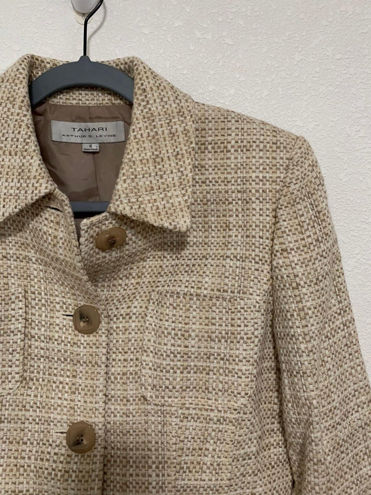 Tahari Blazer Jacket