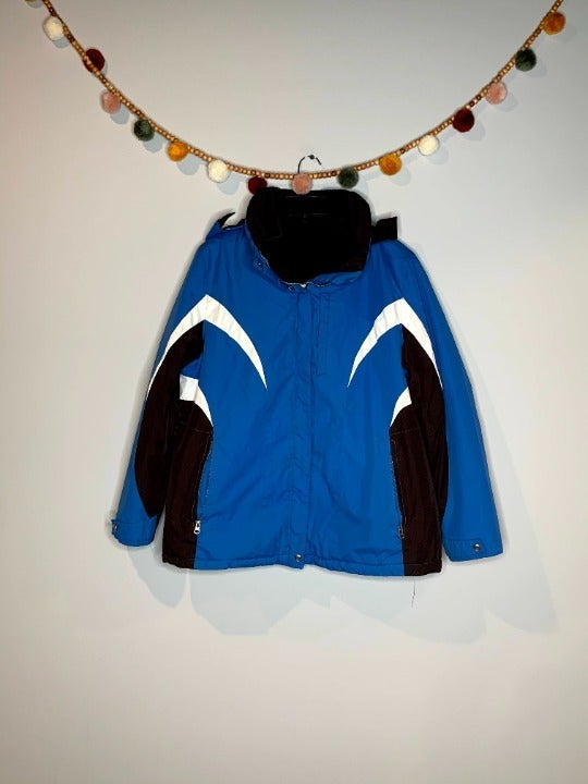 Athletech layered winter coat