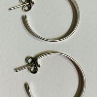 James Avery Hoop Earrings Mercari