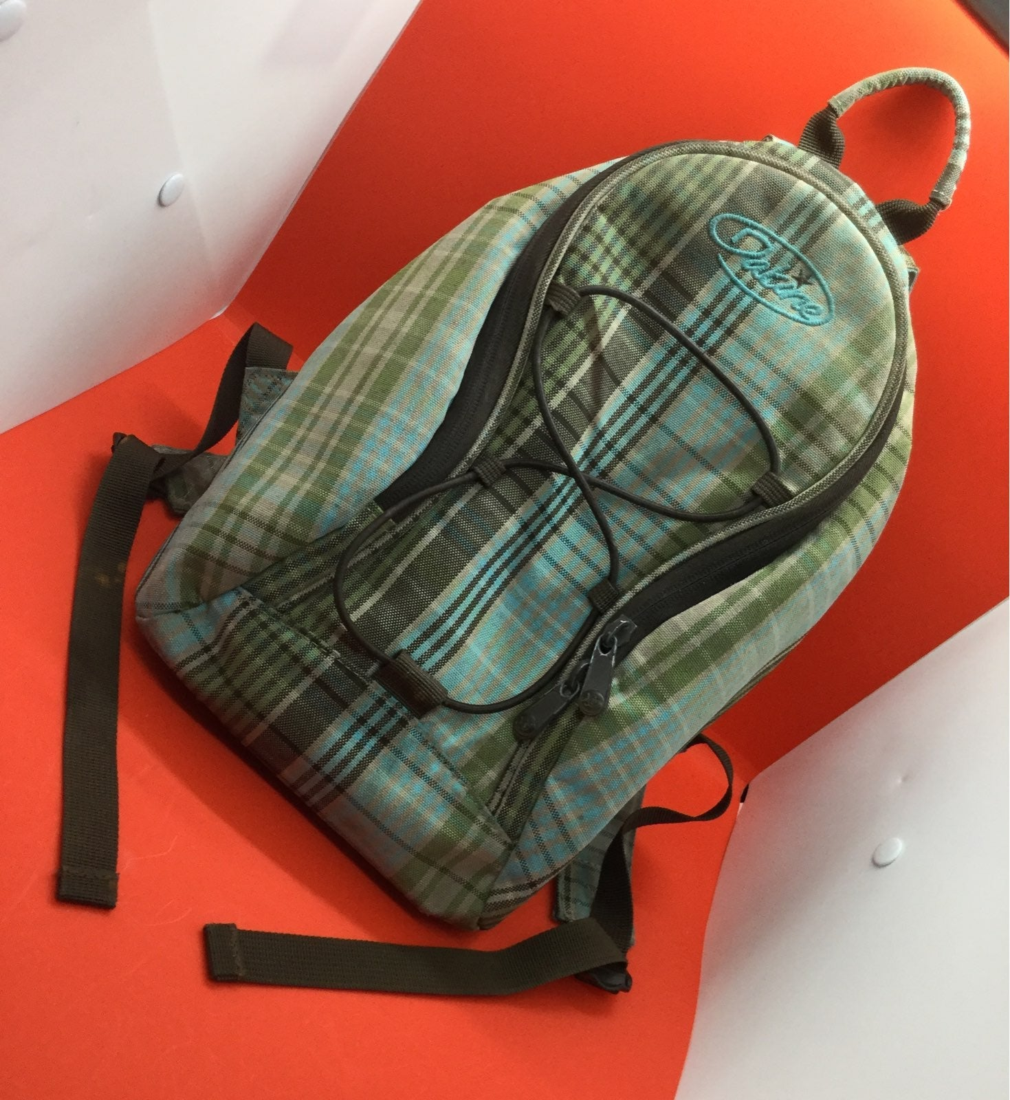 Dakine Mini Plaid Back Pack