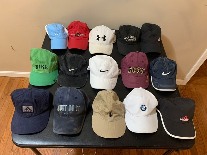 Vintage & Modern Hat Lot of 15