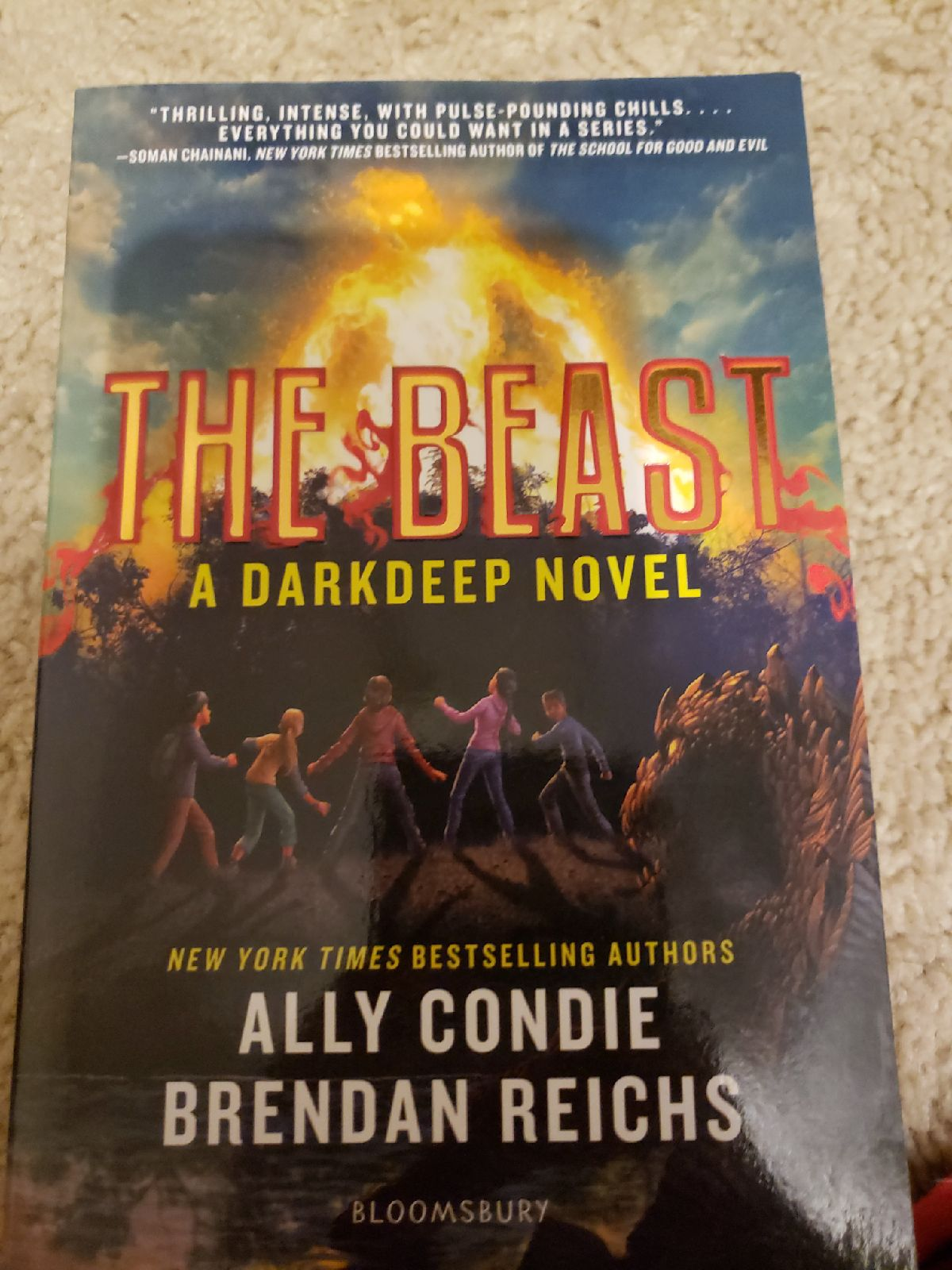 Signed Copy of The Beast