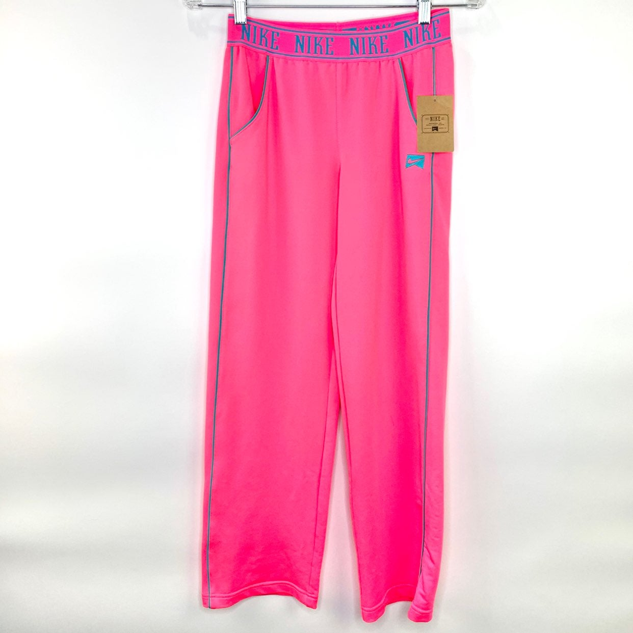 Nike Pink Sweapants NWT Girls Large