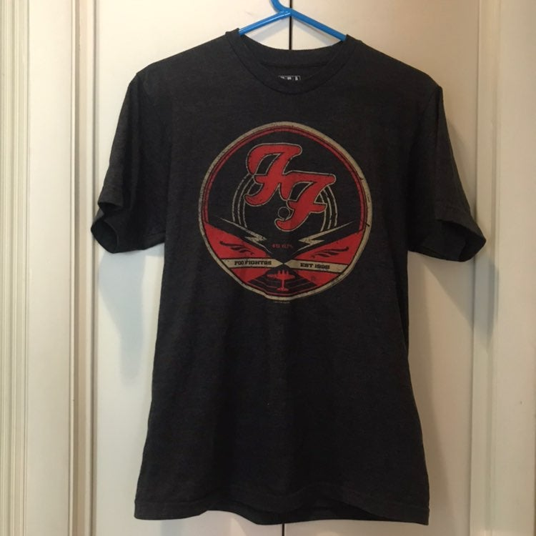 Foo Fighters Tee Shirt