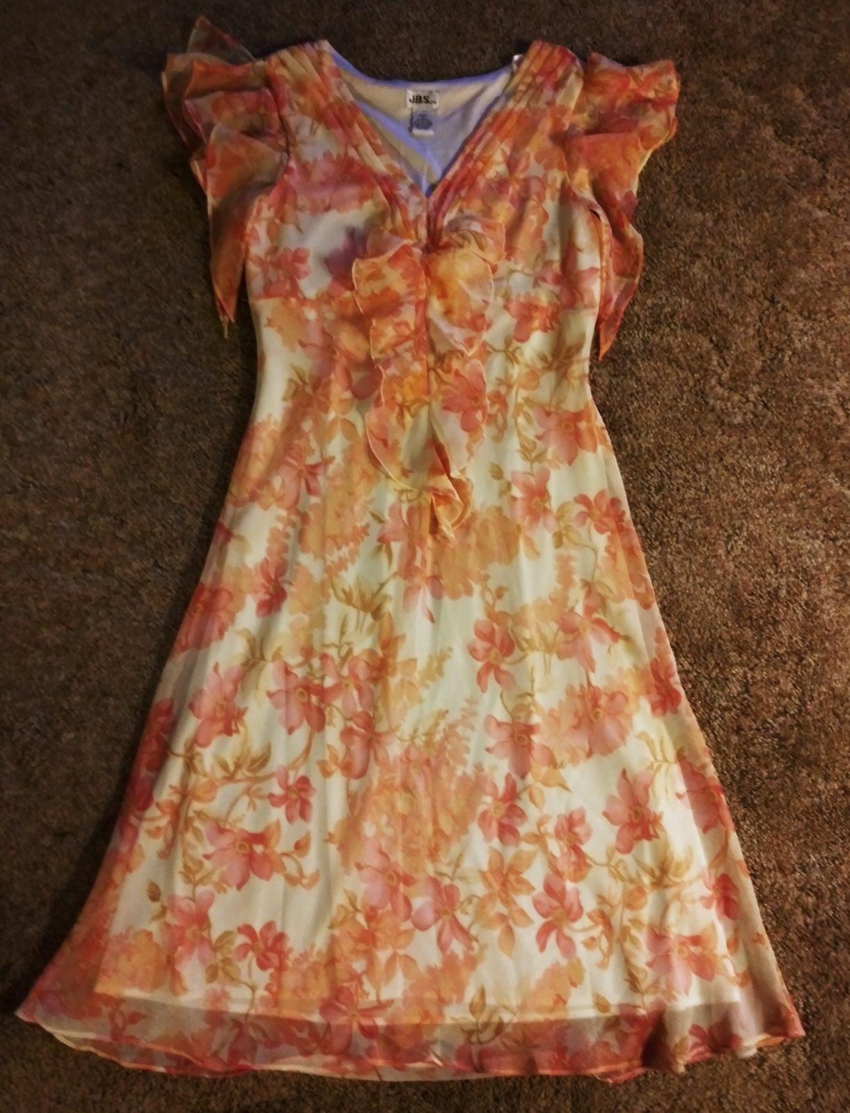 Spring Dress Sz 14