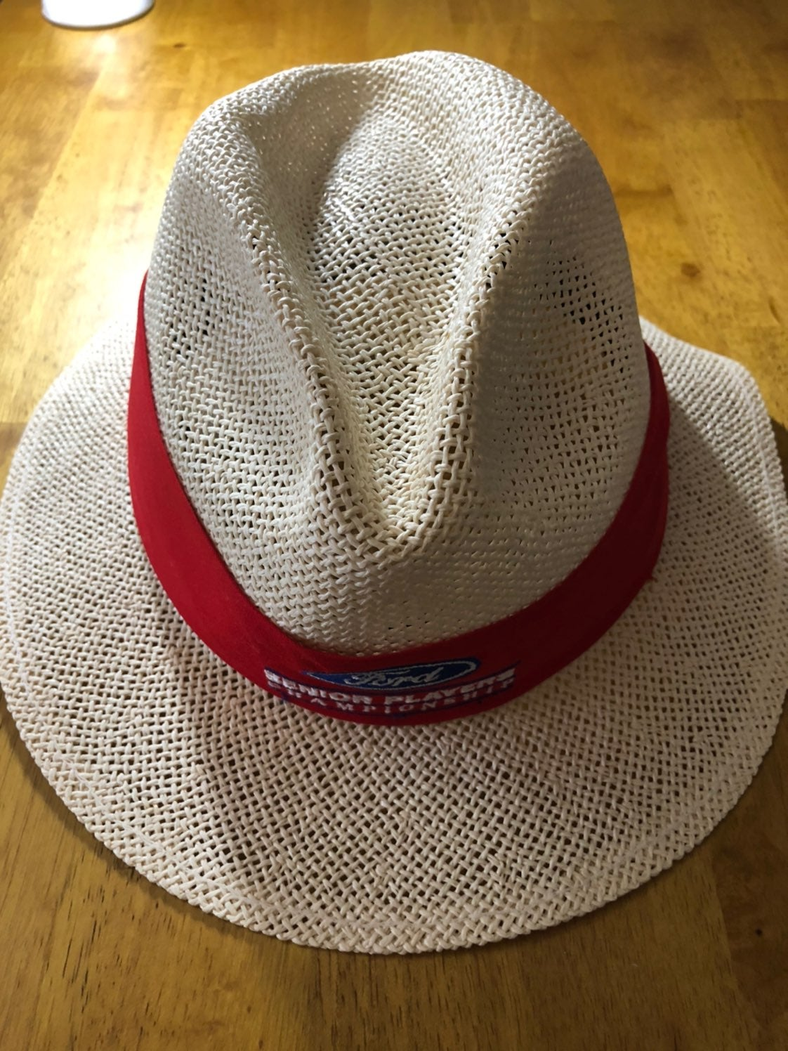 Imperial Ford Panama Senior Players Hat