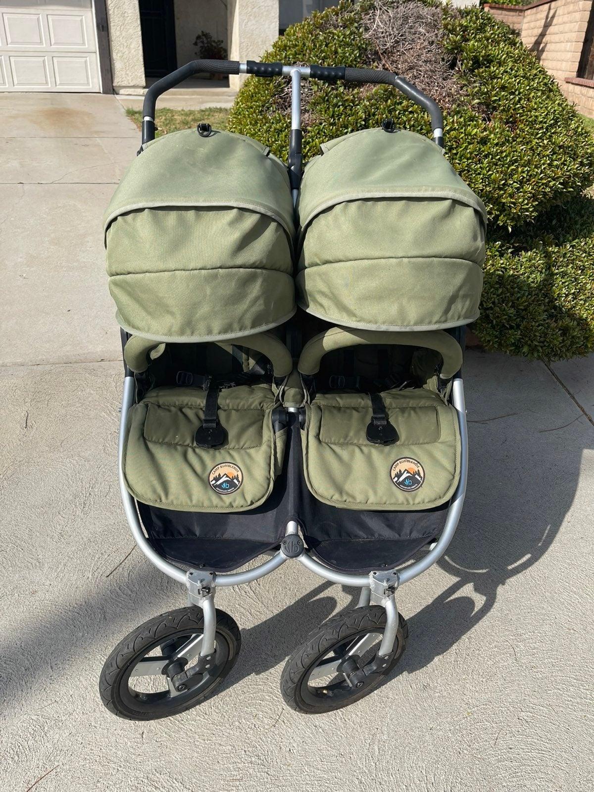 Bumbleride indie twin stroller