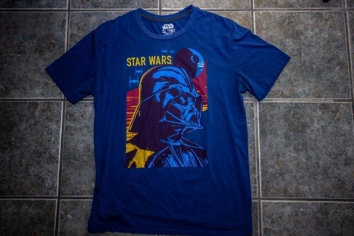 Darth Vader Star Wars Shirt (2XL)