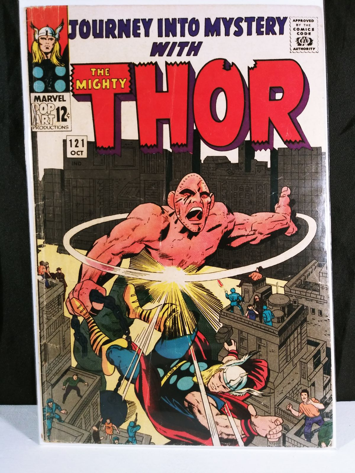 Journey into Mystery, Thor, 121, 12 cent